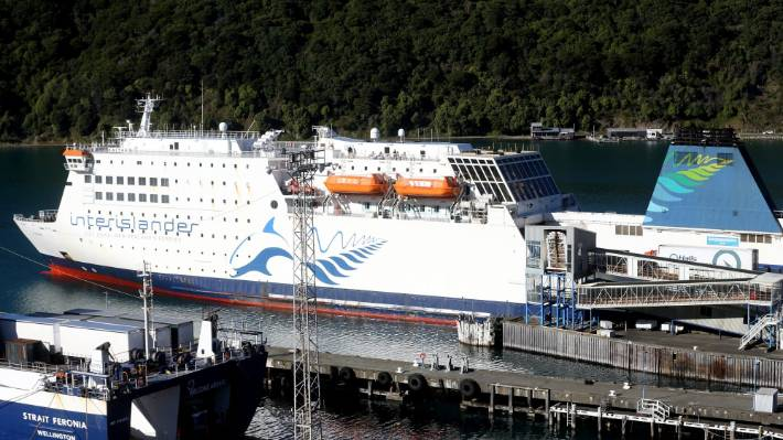 The Interislander Kaitaki, one of the current fleet, can carry 1350 passengers. New ships would be able to carry twice as many people.