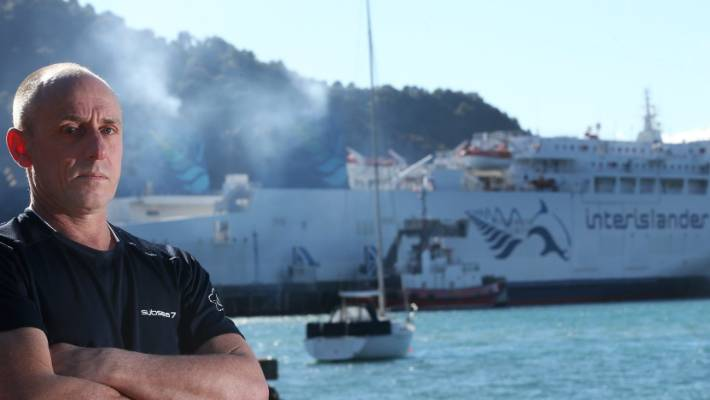 The regulation process has been too slow for Picton marine and environmental engineer Brent Yardley.