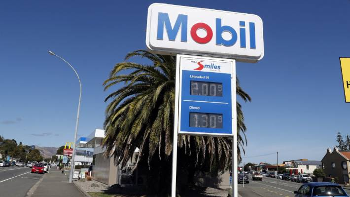 Mobil have asked the Government to consider deferring accession for five years minimum.