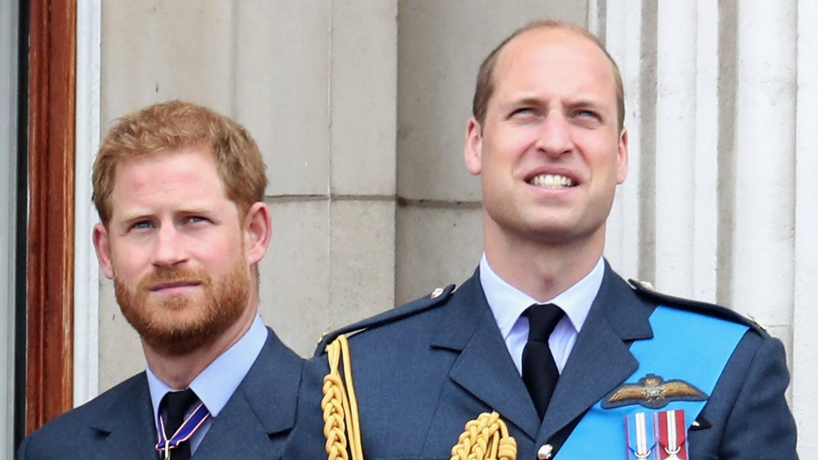 Prince William and Prince Harry formally cut ties