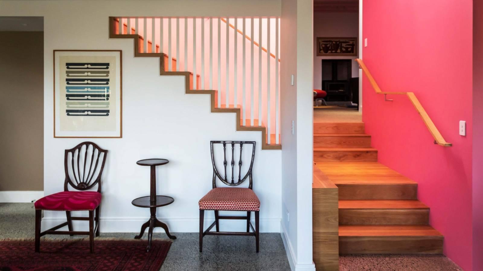 A renovation in vivid colour