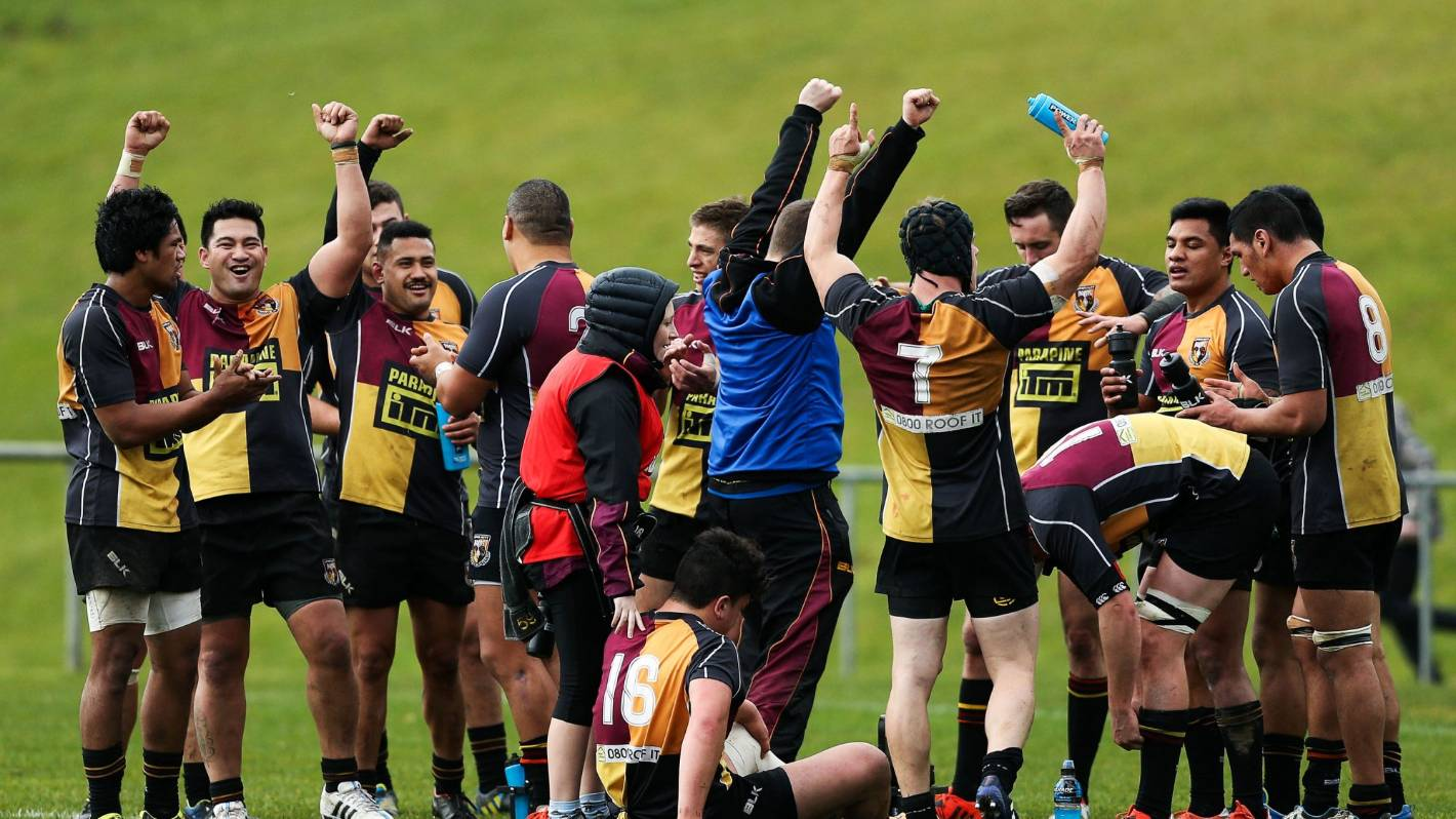 Volunteer allegedly misappropriated funds from Upper Hutt rugby club