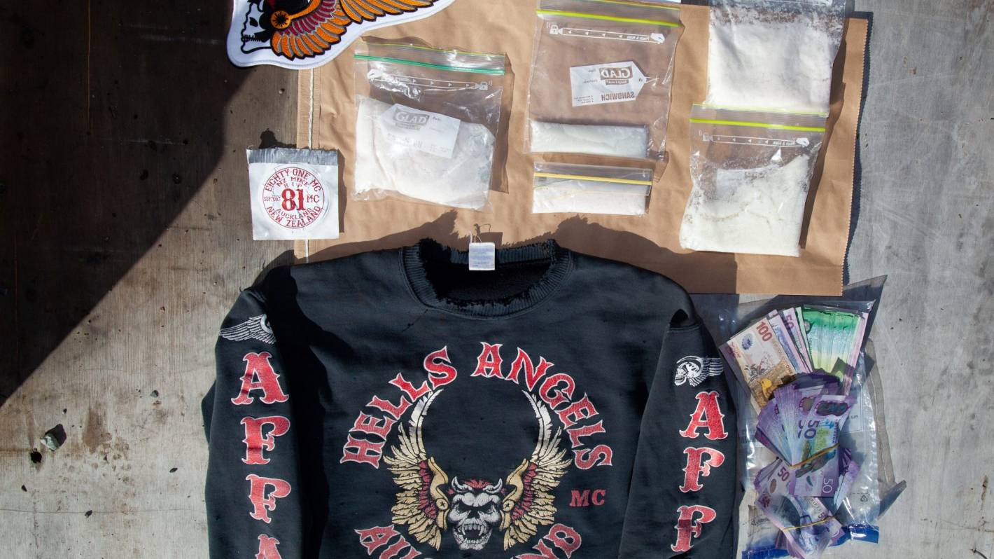 West Coast meth supply busted during Covid-19 lockdown