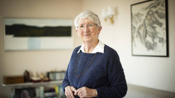 Novelist Dame Fiona Kidman was part of the group that lobbied the government to introduce a public lending right, in the 1970s.