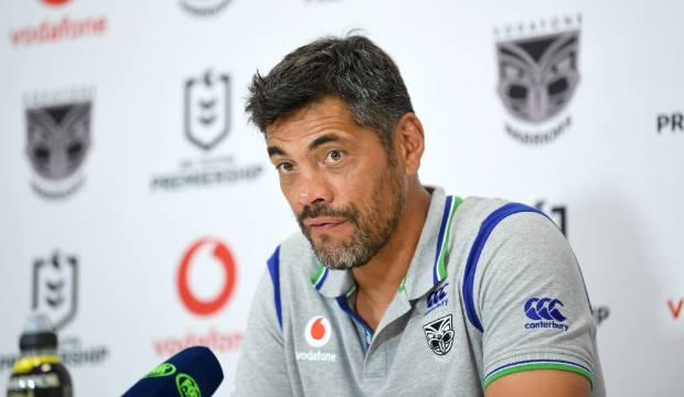 'I need someone with some personality': Warriors owner on why Stephen Kearney had to go