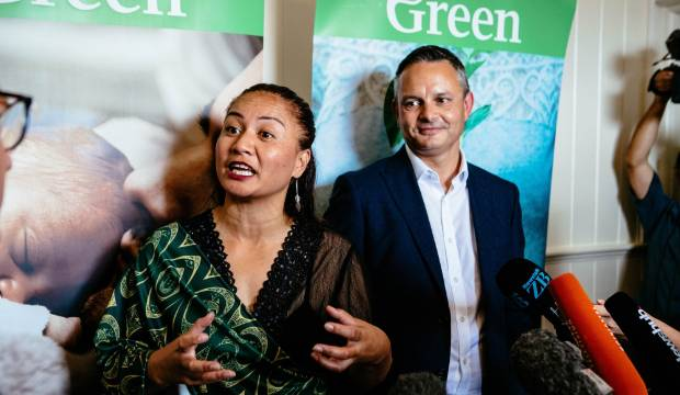 The Green Party will be vital to Jacinda Ardern's re-election. Can it survive?