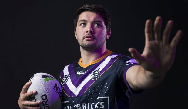 Brandon Smith promised Melbourne Storm hooker's job after star namesake retires