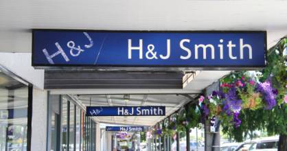 Retailer H&J Smith are proposing the closure of several stores in Southland and Otago.
