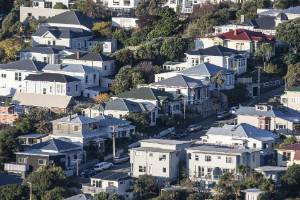 """Economist Brad Olsen, from Infometrics, said the property market seemed to be """"barrelling on"""" even though the economic ..."""