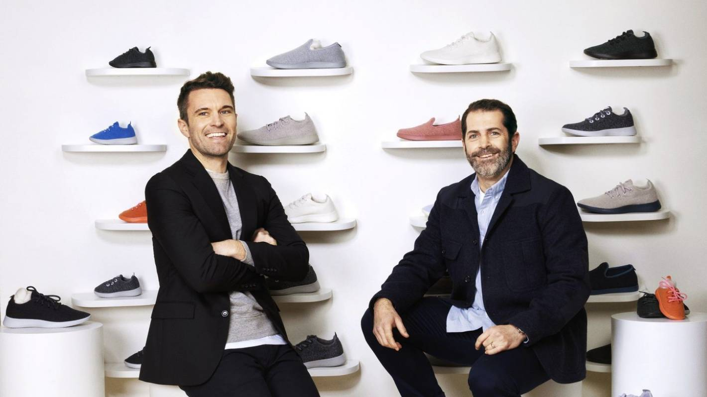 Allbirds partners with Adidas to tackle climate change