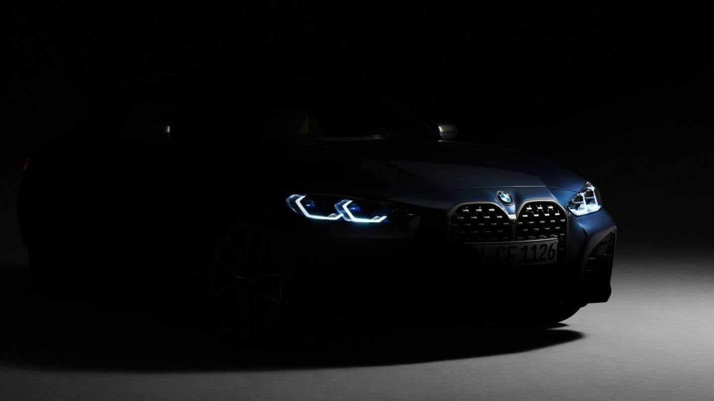 BMW to reveal new 4 Series next week