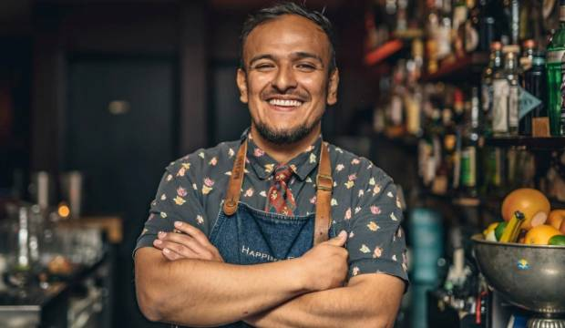 Peru-born, New Zealand raised bartender Giancarlo Jesus intends to bring his international expertise back to New Zealand.
