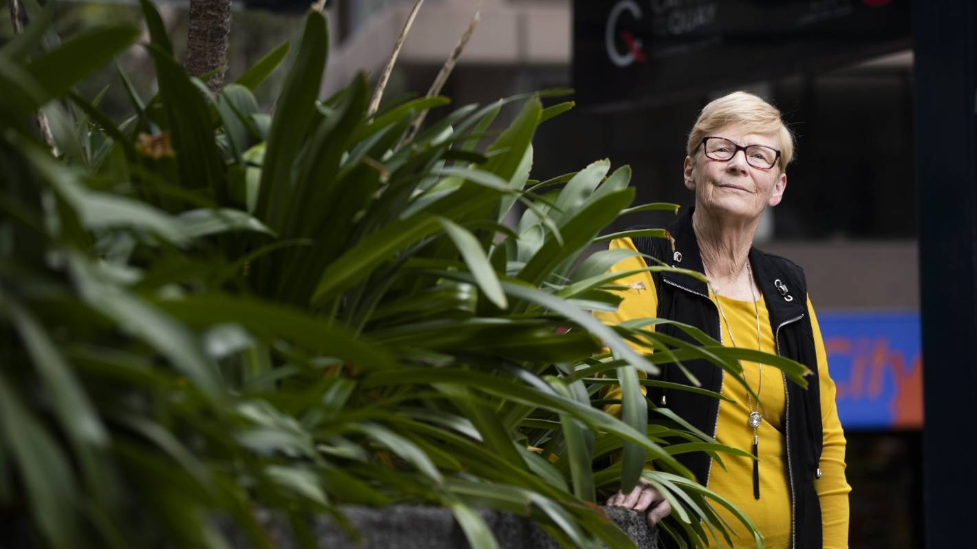 Former New Zealand Director-General of Health made a Dame
