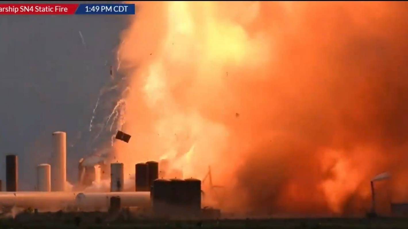 spacex explosion - photo #20