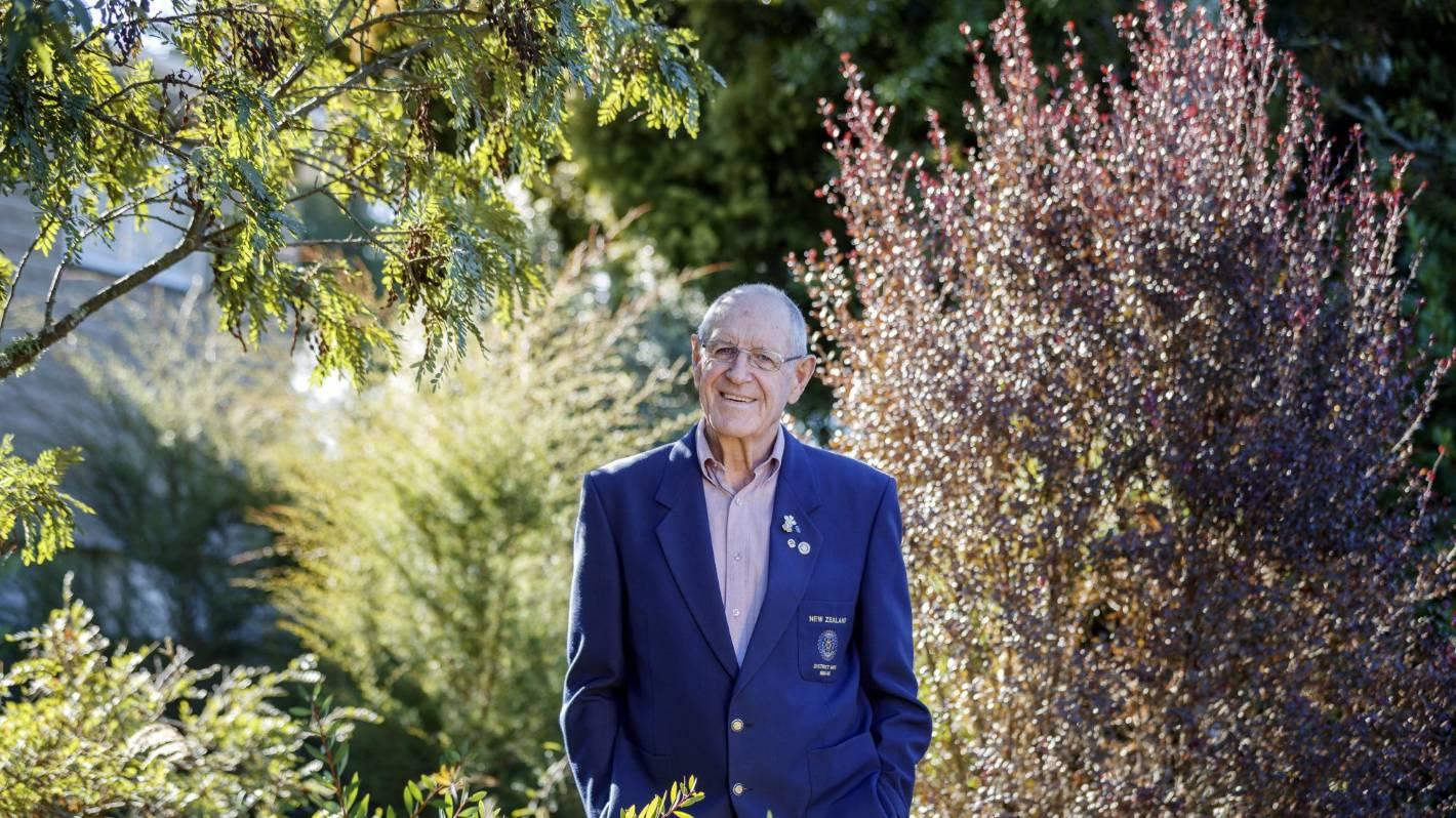 Abbeyfield model 'beautiful', says honour-winning backer
