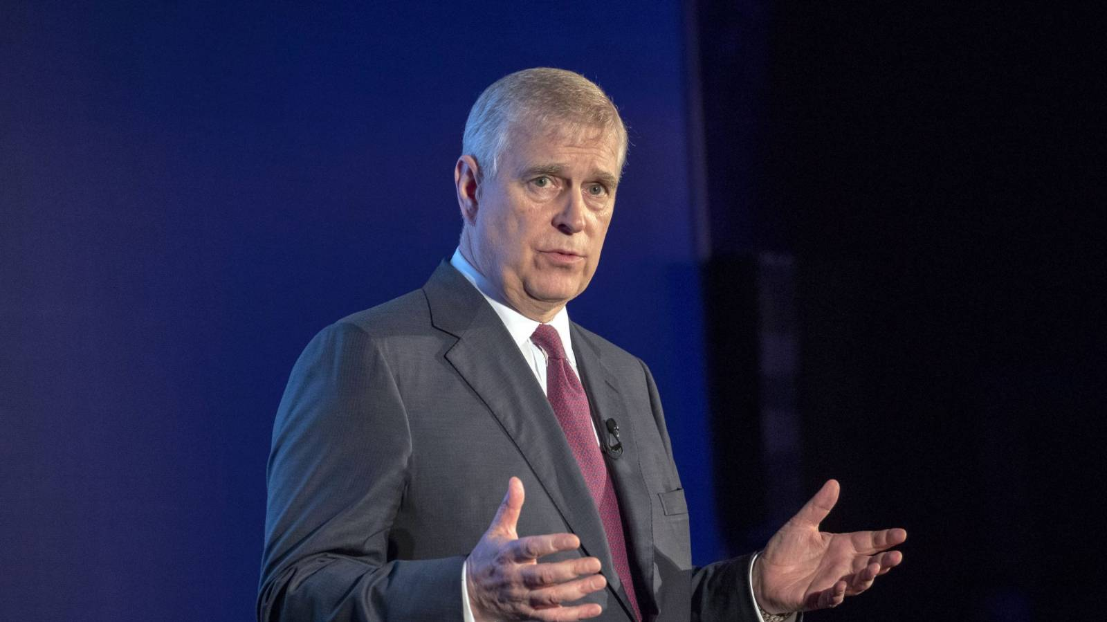 Prince Andrew's Royal life over