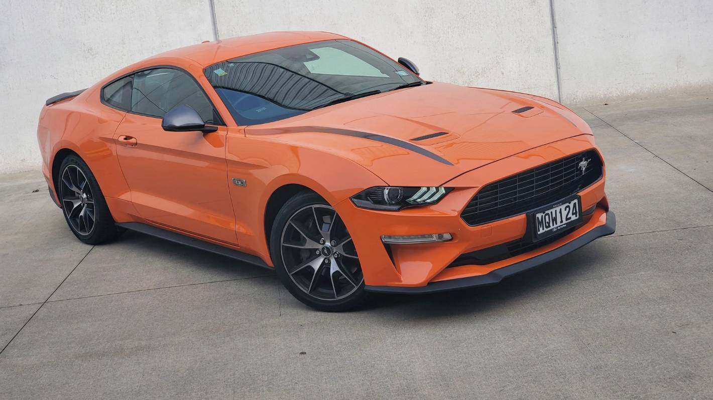 Road test review: Ford Mustang High Performance 2.3L