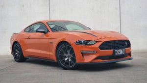 Ford's pony doesn't need a V8