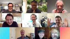 LOTR cast reunites online