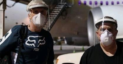 James Cameron and Jon Landau arrive in Wellington on May 31.