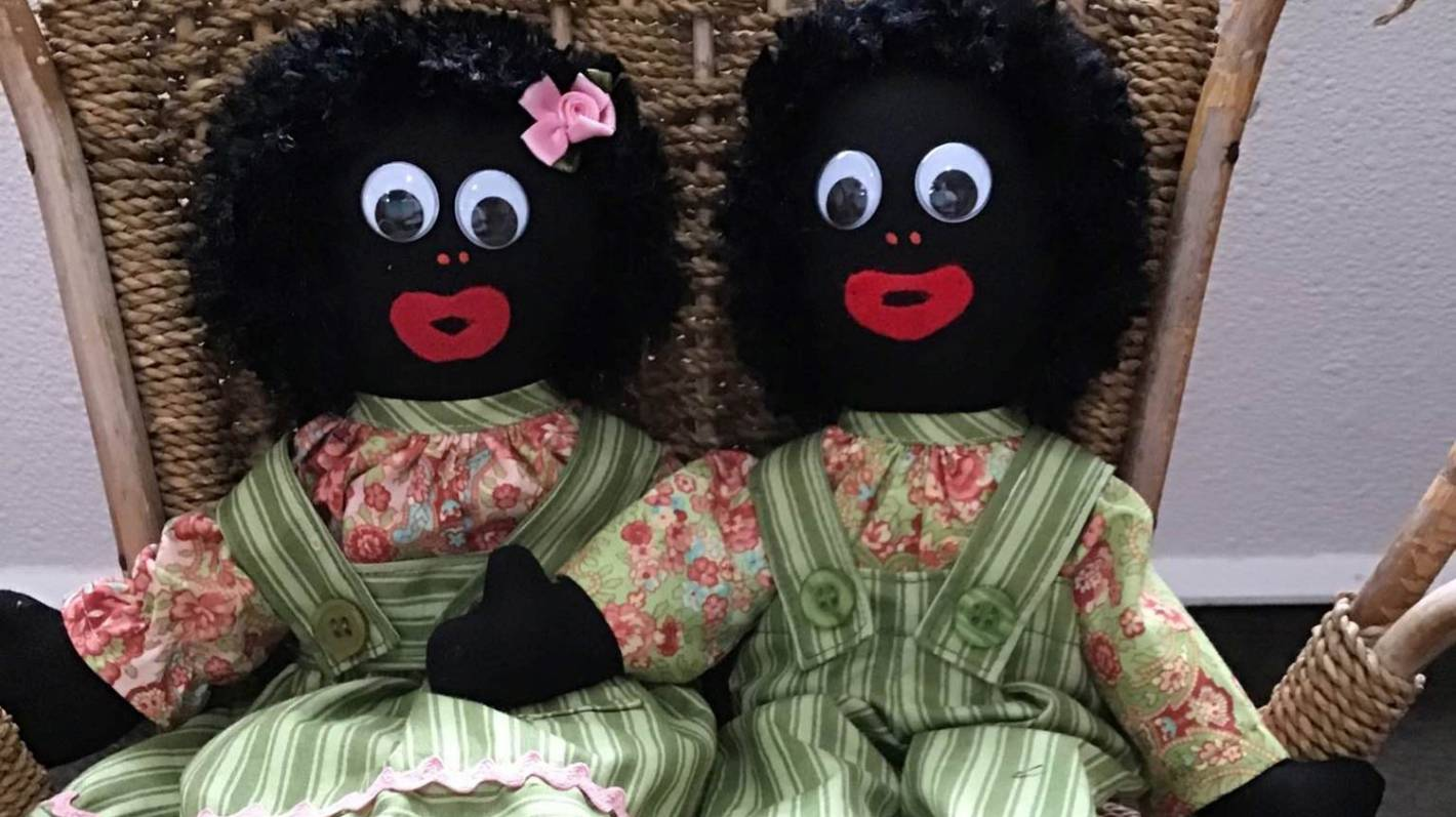 Shock over 'demeaning' golliwog sales as protest marches swell