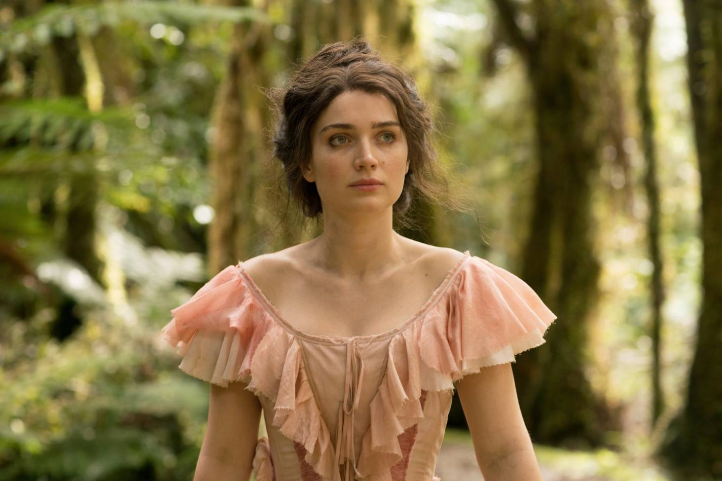 The Luminaries star Eve Hewson on her first time in New Zealand |  Stuff.co.nz