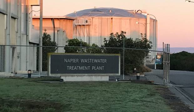 If wastewater pipe ruptured during repair it could be 'a bit of a catastrophe environmentally'