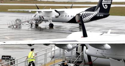 About half of the 7840 full-time staff at Air NZ will be required to be vaccinated under new company policy.