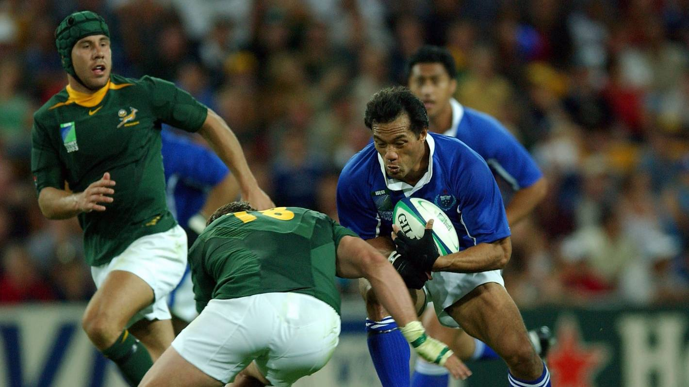 Coronavirus: Samoan rugby team's nightmare 100-day journey home