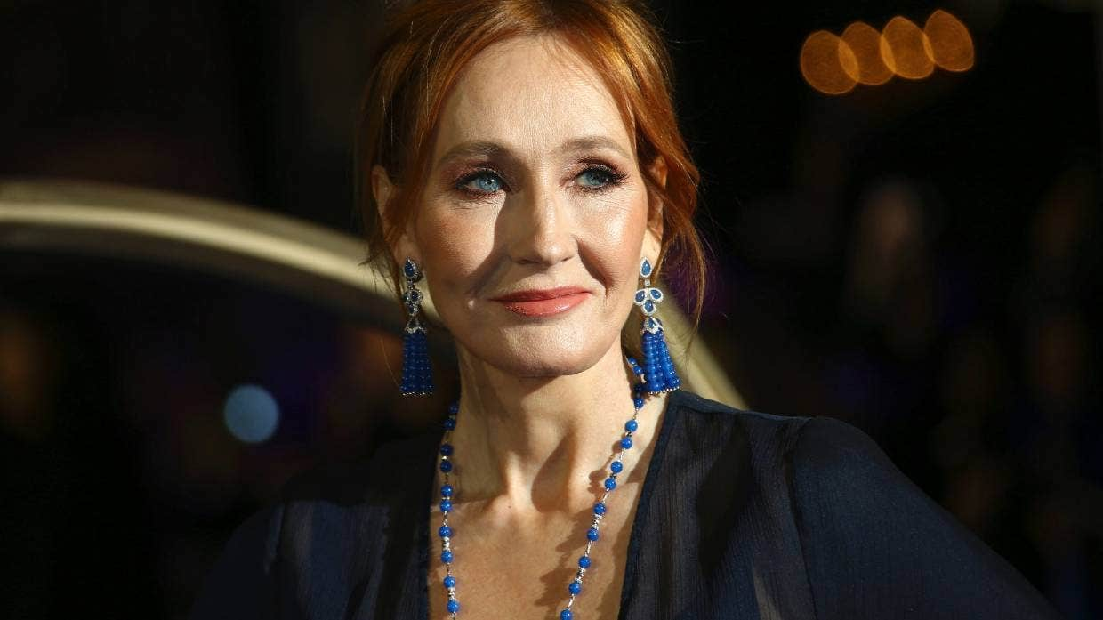 "Here We Go: New Zealand Book Festival Cancels ""Harry Potter"" Event Over J. K. Rowling's Comments Against Transgender People"