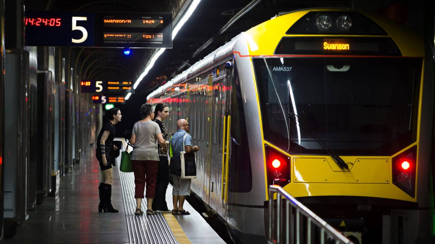 Three-day closure of Auckland rail line will impact thousands of passengers