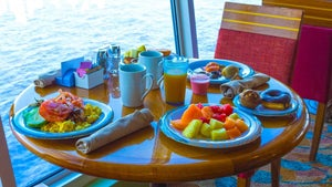 When cruising comes back, will the buffet return with it?