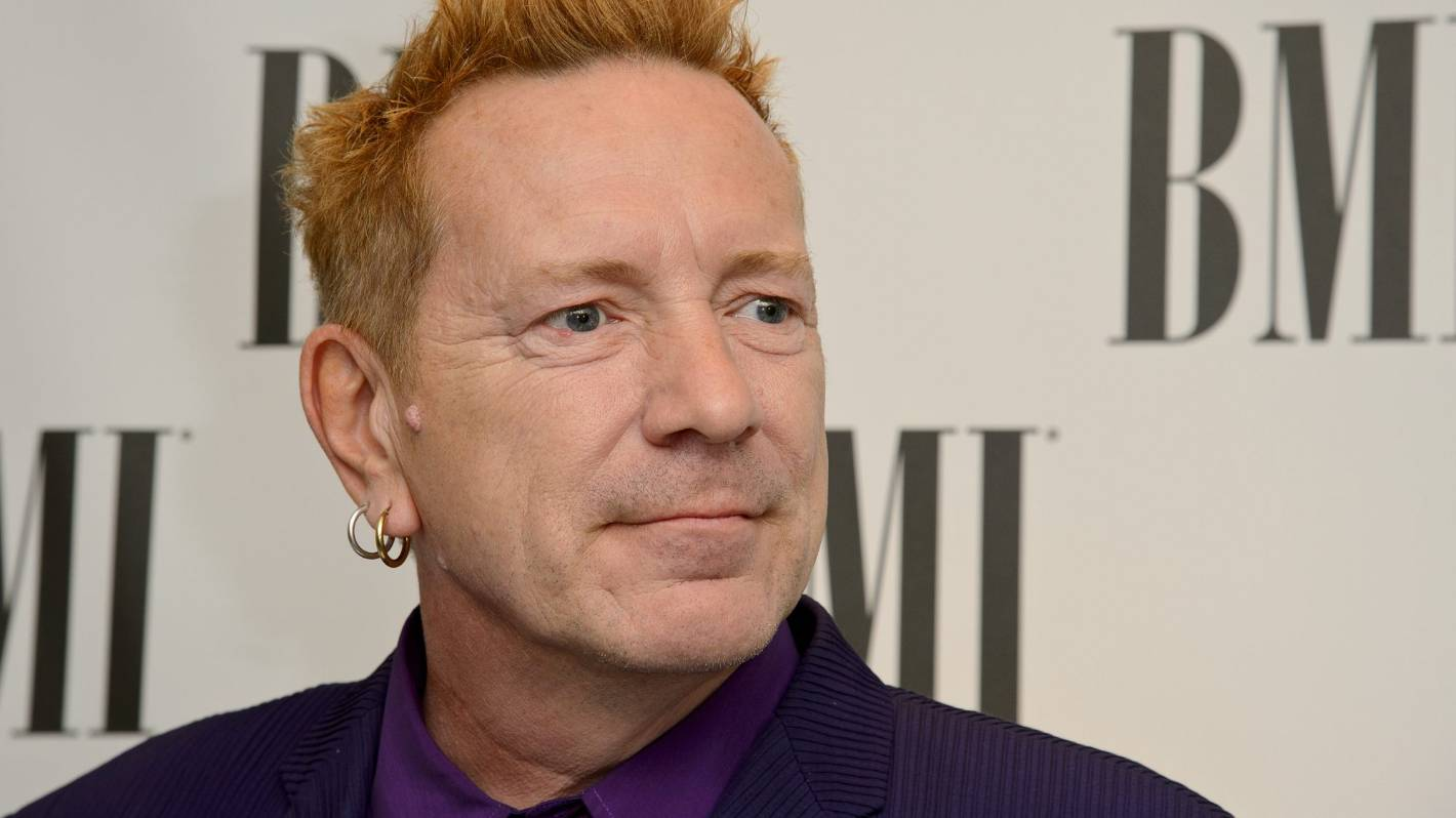 John Lydon is now wifes full-time carer as she lives with