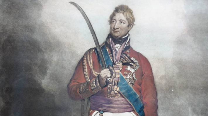 Celebrated war hero Sir Thomas Picton has been denounced for his treatment of slaves.
