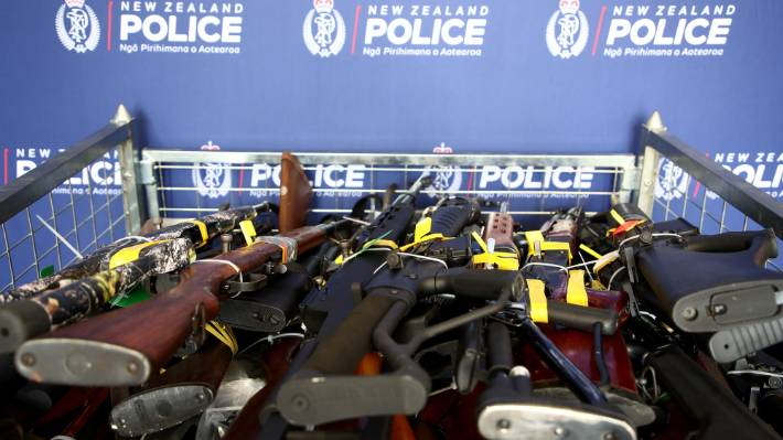 The Government wants to establish an independent entity to take over firearms licensing and administration, moving it away from police.
