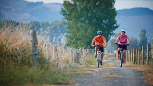 'Ride the trail with a roll': Vandals target cycle trail