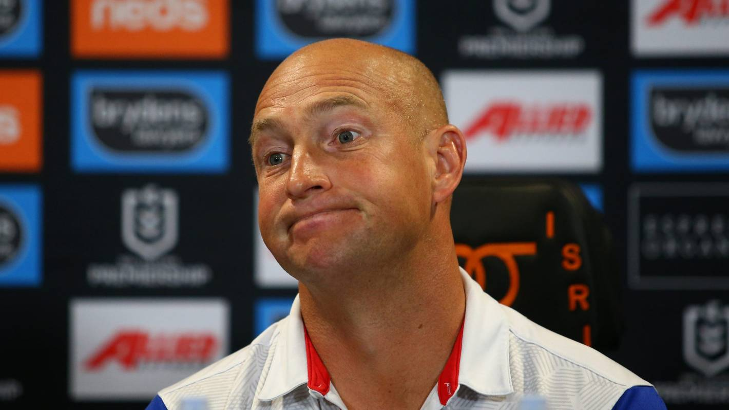 Nathan Brown rules himself out of Warriors coaching race