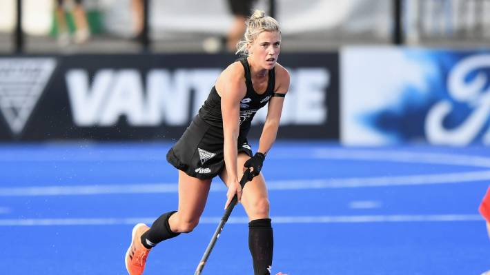 Gemma McCaw retired from the Blacks Sticks last month.