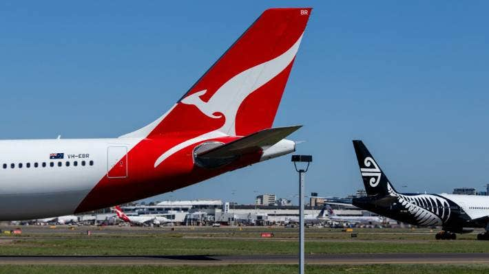 Air New Zealand Vs Qantas Inside The Covid 19 Ground War Stuff Co Nz