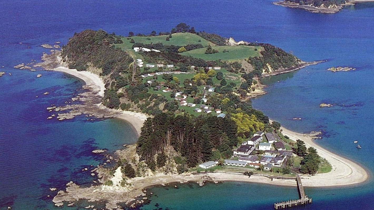 Rare, private New Zealand island on market... for 25 years