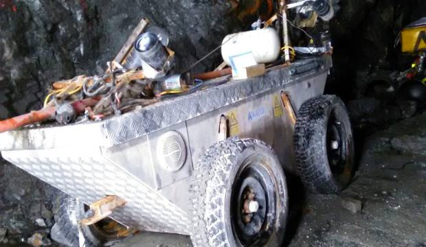 Two more robots recovered from Pike River mine