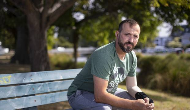 Mosque attack survivor wants to look gunman in eyes again at sentencing