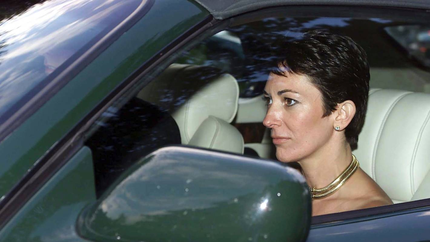US officials feared for Jeffrey Epstein confidante Ghislaine Maxwell