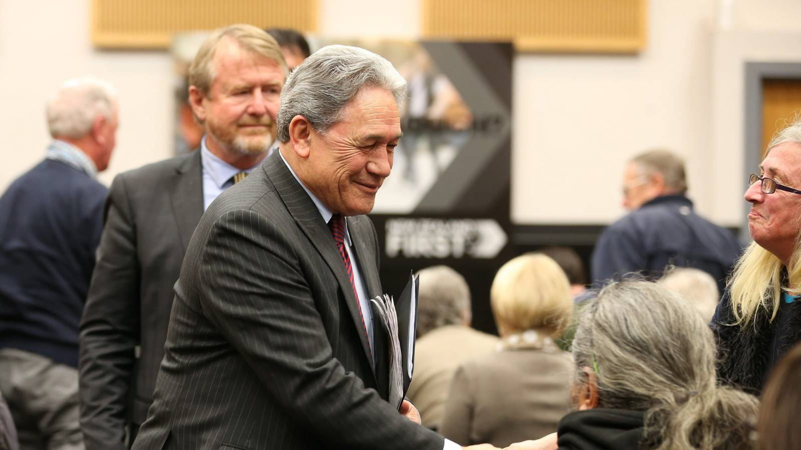 Winston Peters takes medical leave for surgery