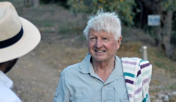 Boris Johnson's father defends trip to Greece via Bulgaria