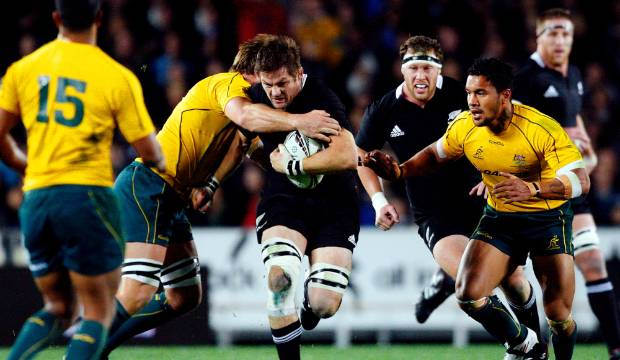 Lawrence Dallaglio rates Richie McCaw world's greatest openside flanker