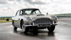 James Bond's deadliest cars