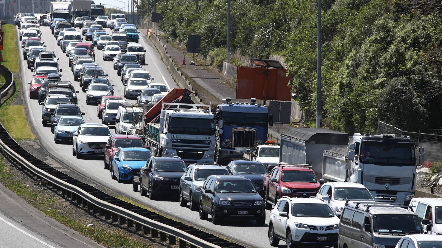 National's transport plan: It's big, but will it 'smash' Auckland's jams?