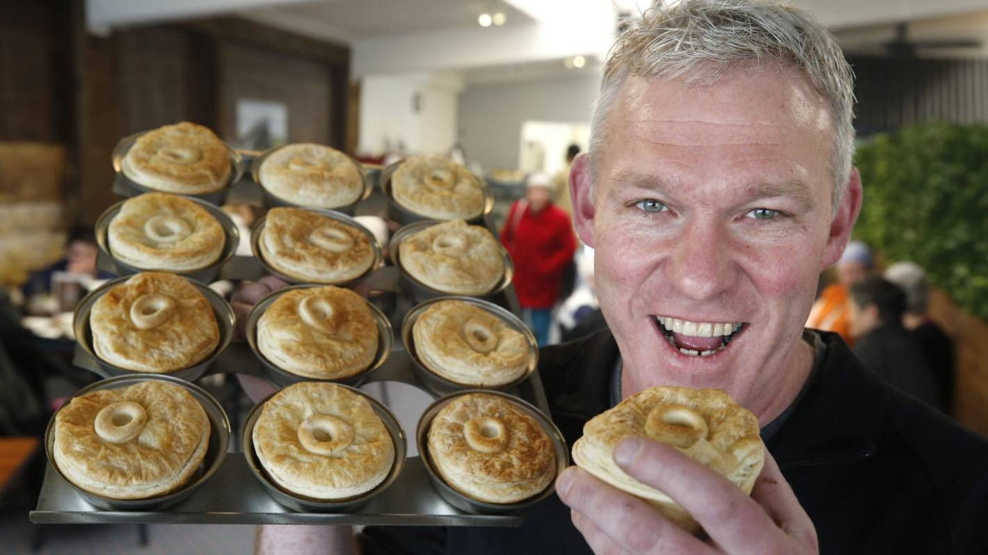 Wallaby pies putting Waimate 'back on the map'