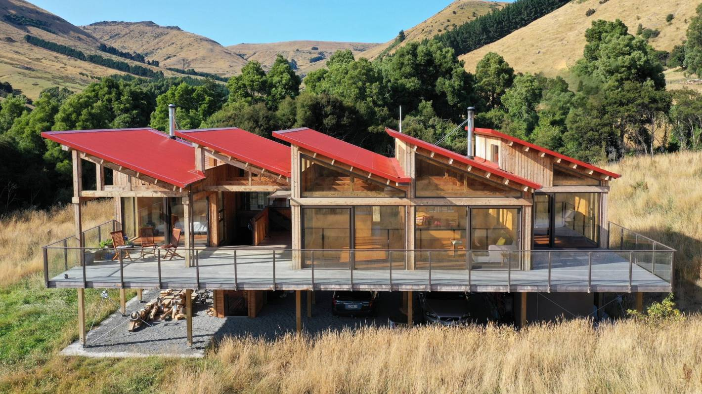 stuff.co.nz - Award-winning Canterbury architecture includes the 'unpretentious
